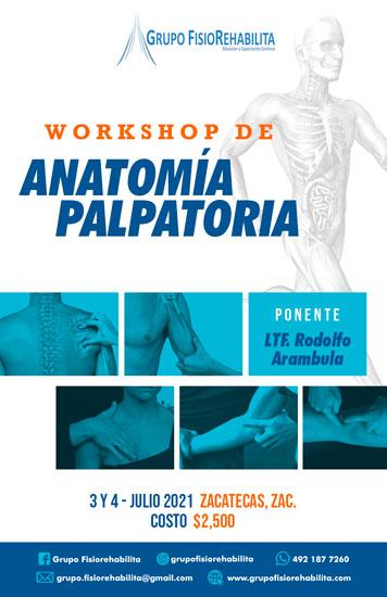 Workshop de Anatomía Palpatoria