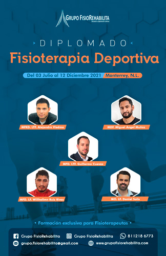 Diplomado en Fisioterapia Deportiva