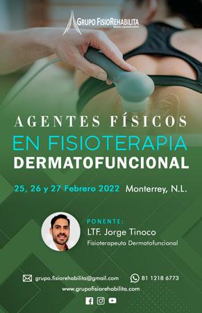 Agentes Físicos en Fisioterapia Dermatofuncional - Monterrey